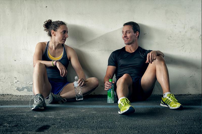 gym training