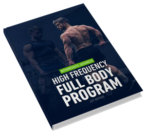 jeff nippard full body program