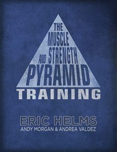muscle and strength training pyramid eric helms